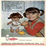 Villancico de FAMOSA - Las muñecas de FAMOSA
