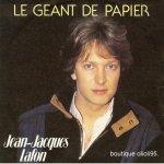 Jean Jacques Lafon - Le geant de papier
