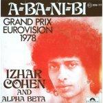 Izhar Cohen & Alphabeta - A-ba-ni-bi